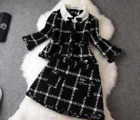 Cloth Coat Skirt (Tw..