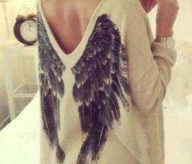 Back Wings T-Shirt B..