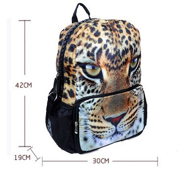 grhmf22000173d tiger animal backpack cute schoolbag on