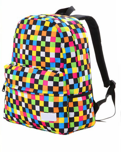 58e2156f7d6b Cool Colorful Raibow Backpack Bag on Luulla