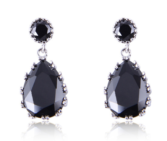 Ultra Flash Luxury Zircon Earrings Earrings