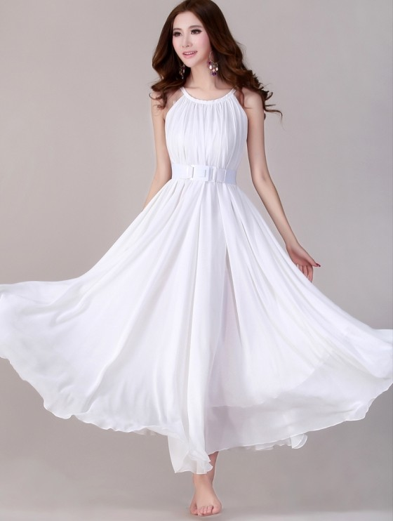 Wedding Dresses for Summer Sundress