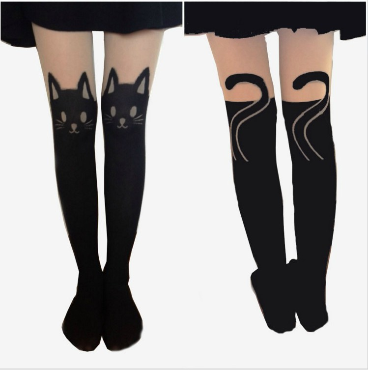 Cute Cat Leggings
