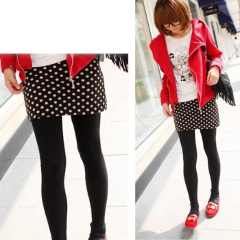 False two hit point Ms. HPLC-UV Leggings fall wear trousers skirt pants