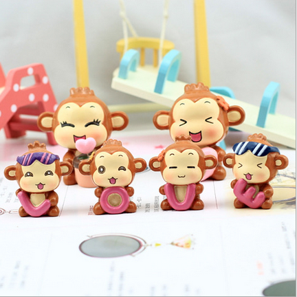 Resin dolls love CICI a resin handicrafts a special gift